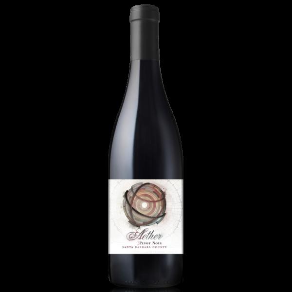 Aether Santa Barbara Pinot Noir 750ml