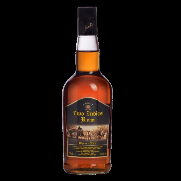Amrut Two Indies Indian Rum 750ml