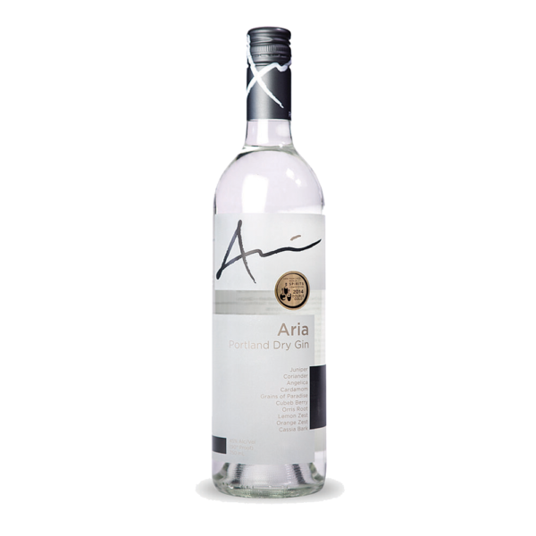 Aria Portland Dry Gin 750ml