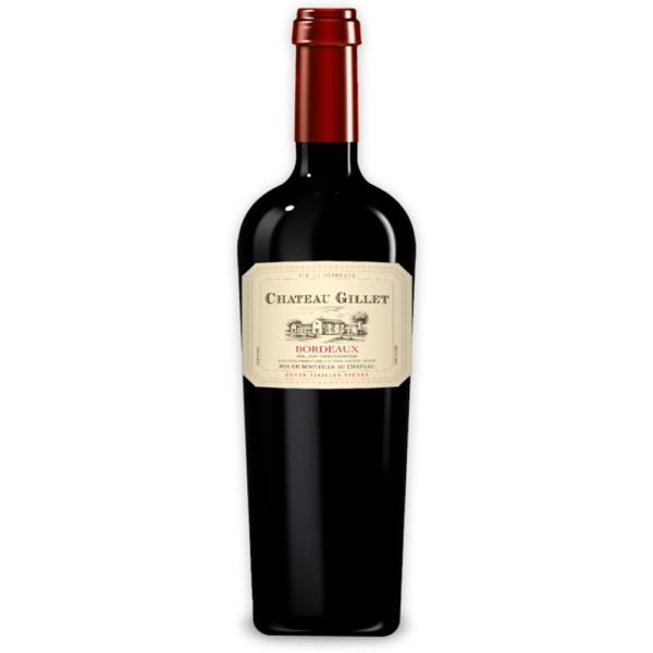 Chateau Gillet AOC Bordeaux Blend 750ml Bottle