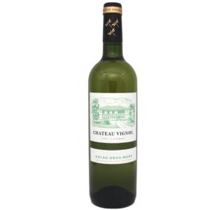 Chateau Vignol Entre Deux Mers French White Wine 750ml Bottle