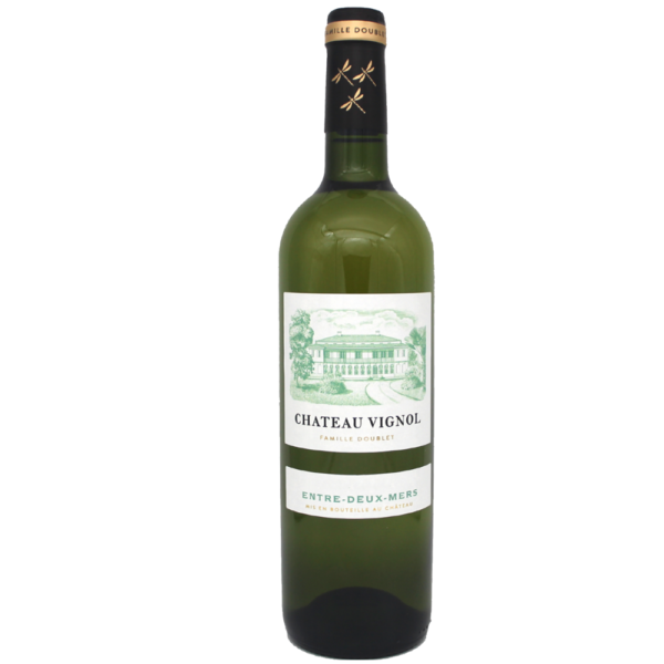 Chateau Vignol Entre Deux Mers French White Wine 750ml Bottle