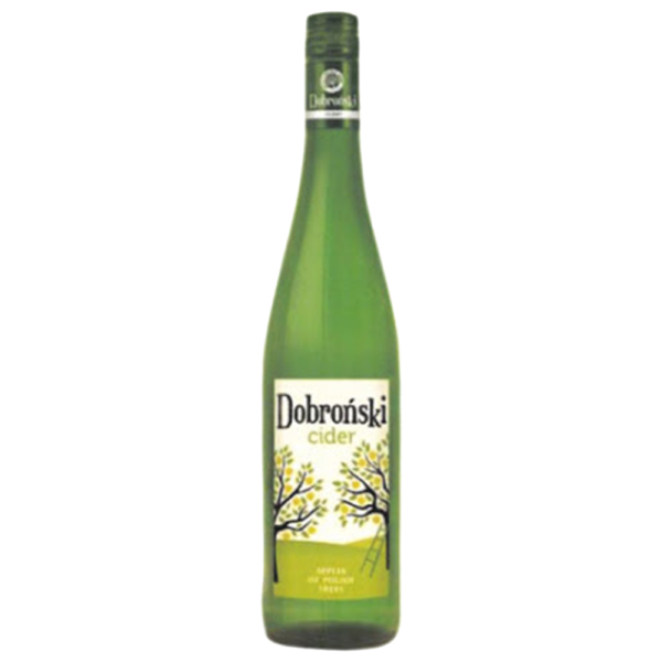 Dobronski Hard Polish Apple Cider