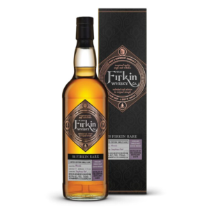 Firkin Rare Highland Single Malt Whisky 8 Year Old Ardmore