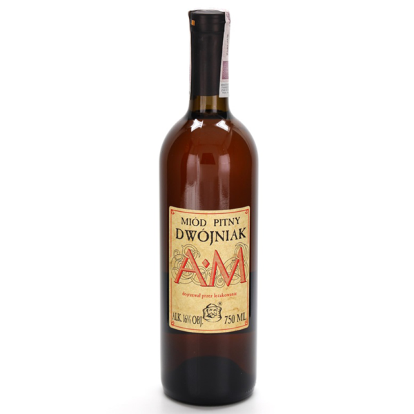 Jaros Dwojniak 'AM' Polish Mead 750 ML Bottle Nashville Tennesee