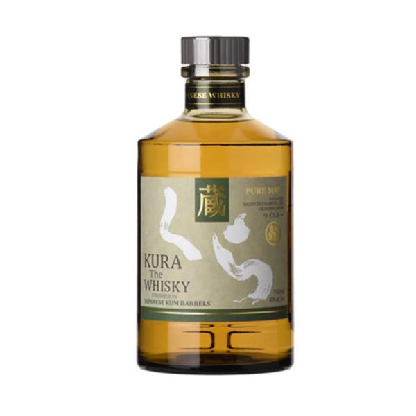 Kura Japanese Pure Malt Whiskey
