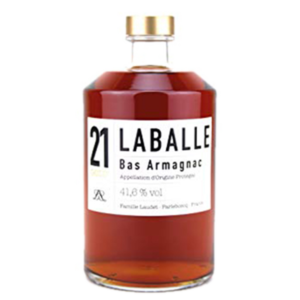LaBalle Gold 21yr Armagnac 750ml