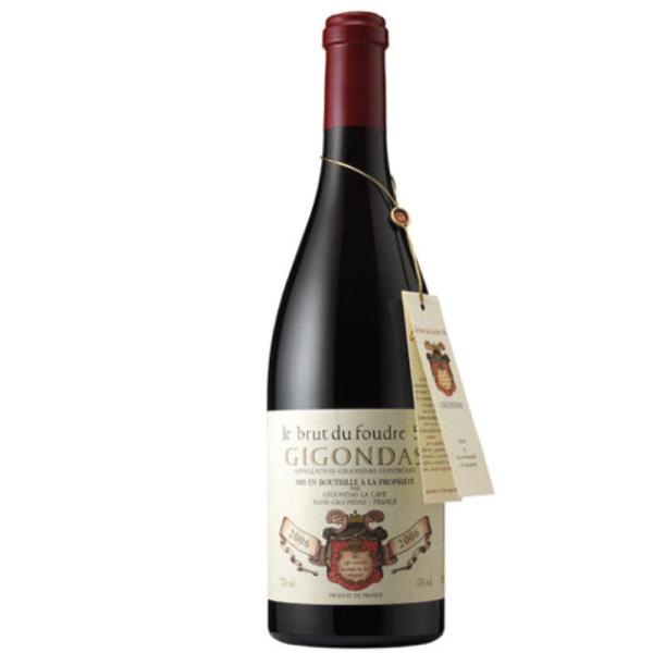 La Cave Gigondas Le Brut Du Foudre 56 Red Blend