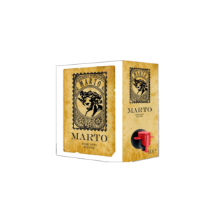 Marto Portuguese Red Blend 3 Liter Box Wine