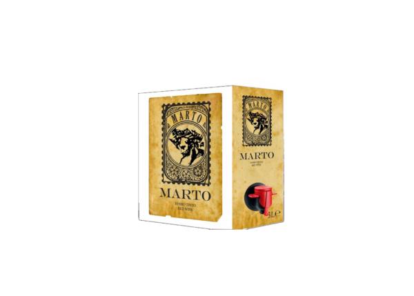 Marto Portuguese Red Blend 3 Liter Box Wine