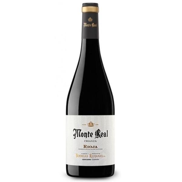 Monte Real Crianza 750ml Bottle Spanish wine Nashville Tennesee