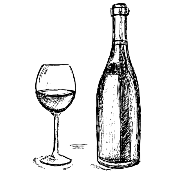 Silver Myn Sauvignon Blanc South Africa White Wine 750 ml Glass bottle Nashville Chattanooga Tennessee