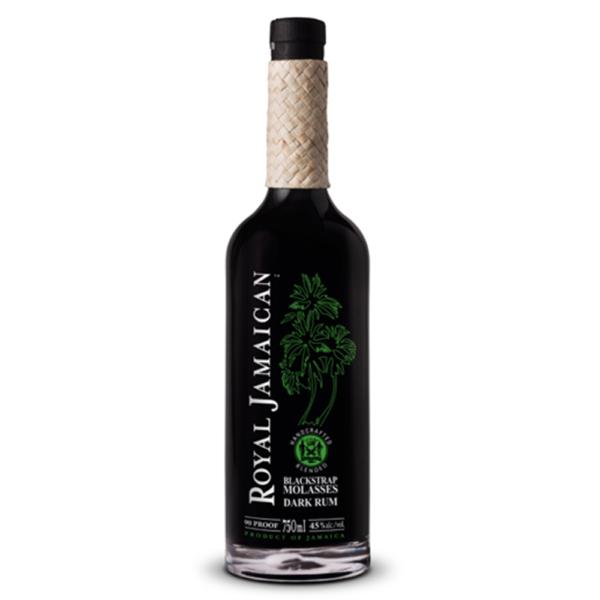 Royal Jamaican Blackstrap Molasses Rum