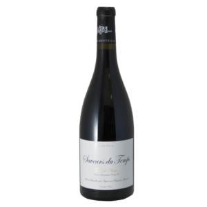 Saveurs du Temps French Pinot Noir 750ml Bottle