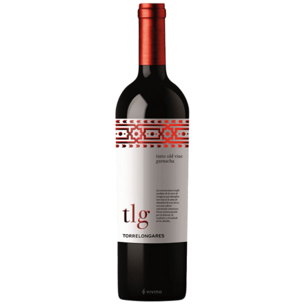 TLG Old Vine Garnacha 750ml Bottle Red Wine Spain Nashville Tennessee