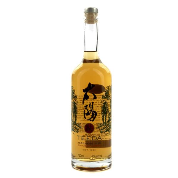 Teeda Japanesse Sugar cane rum