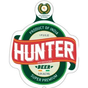 hunter-beer