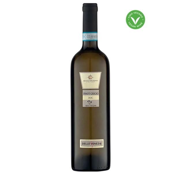 47 AD Bio Vegan Pinot Grigio D.O.C. 750ml Glass Bottle Italian Wine Nashville Tennessee