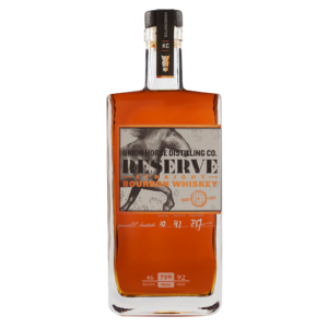 Union Horse Distilling Reserve Straight Bourbon Whiskey 750ml Bottle