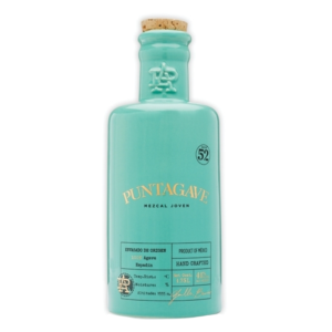 Puntagave Artisanal Batch 52 Mezcal 750ml Ceramic Bottle