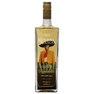 Don Antonio Aguilar Mezcal Reposado