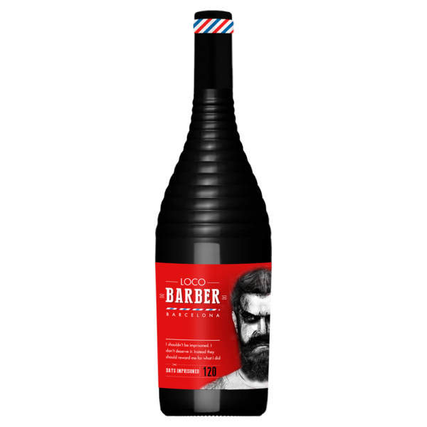 Loco Barber Merlot 750ml Bottle