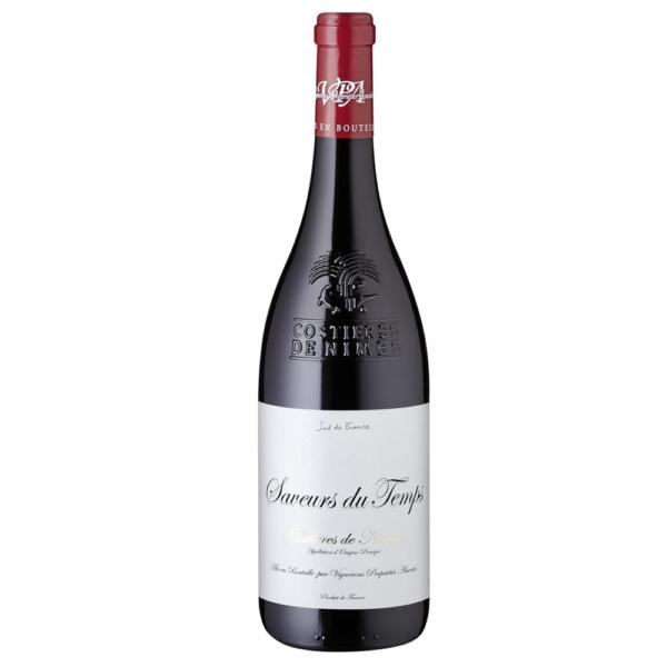 Saveurs du Temps Pinot Noir Costières de Nîmes 750ml Bottle
