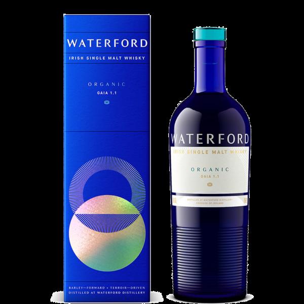 Waterford Organic Gaia 1.1 750ml Bottle Irish Whiskey Nashville Tennesee