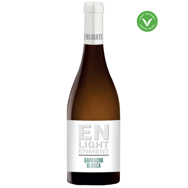 Enlightenment Garnacha Blanca Organic Vegan Spanish Wine 750ml Bottle Nashville Tennesee