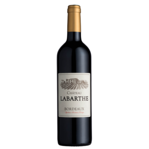 Chateau Labarthe Bordeaux Fench Red Wine 750ml Bottle Nashville Chattanooga Tennesee
